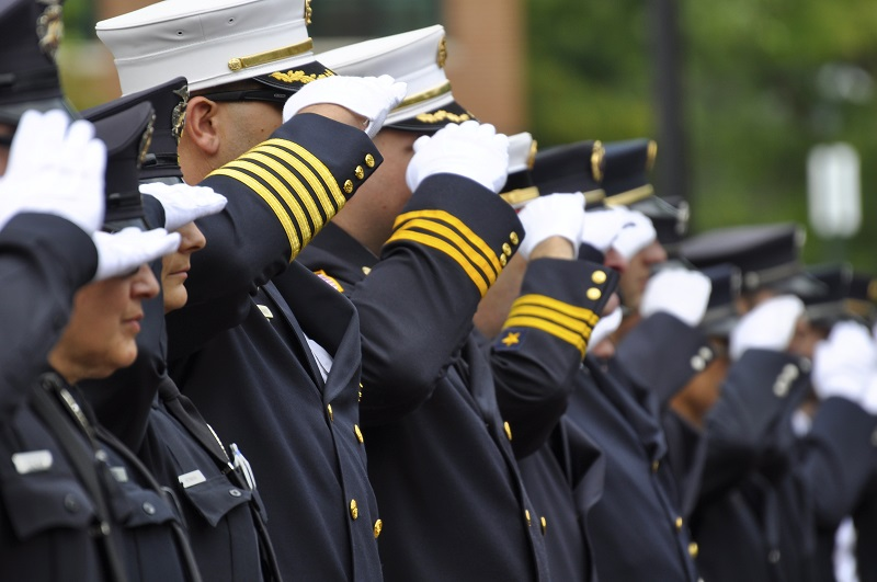 How Servicemembers Can Leverage Their Military Experience Towards a Policing Career