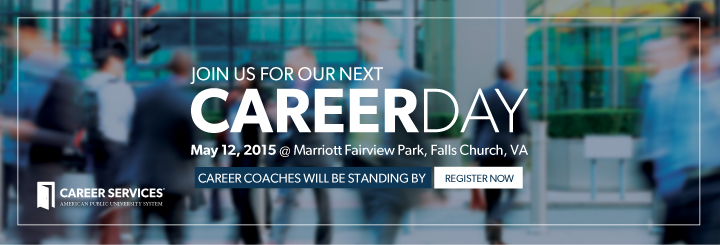 Register for our upcoming Career Day!