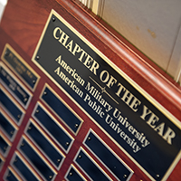 Student Organization Chapter of the Year Award